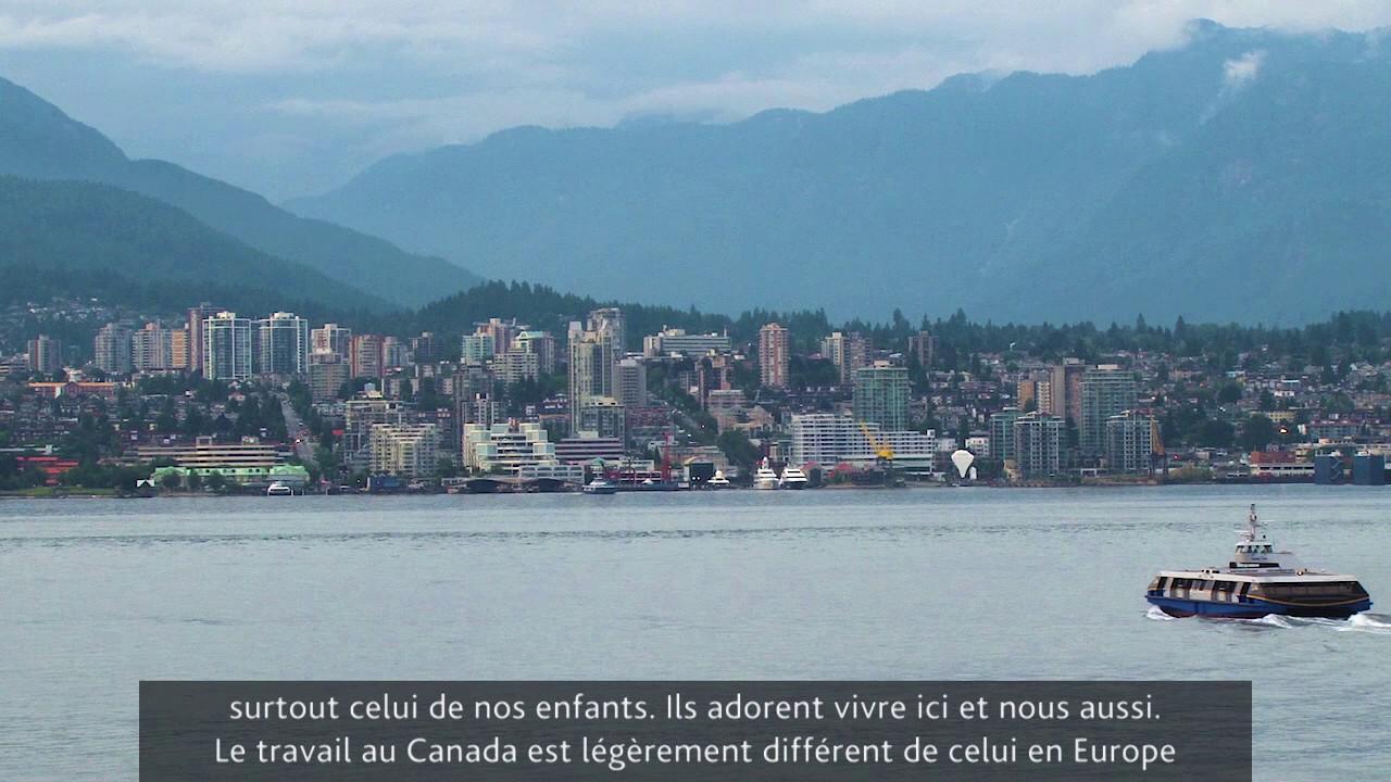 Raccorder des sites Vancouver BC