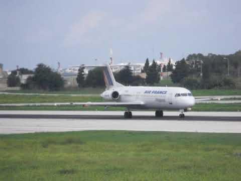 Aircraft Spotting at Malta International AIrport