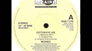 Rednex - Cotton Eye Joe (Original Instrumental)
