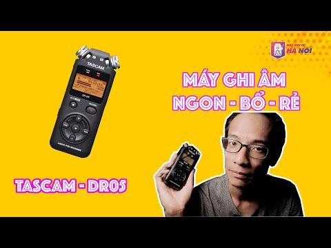 Máy Ghi âm Tốt Nhất Cho Anh Em Vloger - Máy ảnh Cũ Hà Nội