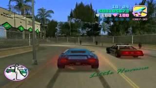 GTA Vice City Carrera Callejera #1 - Velocidad Terminal