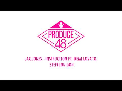 [PRODUCE48] Jax Jones - Instruction Demo Audio