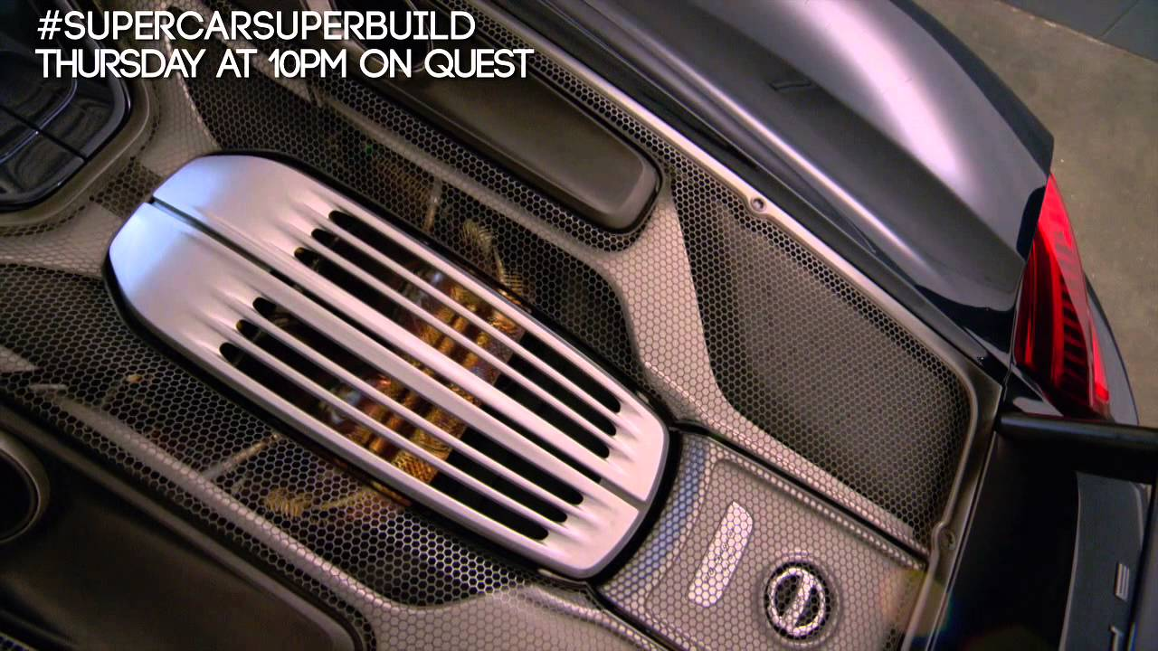 Supercar Superbuild Porsche Youtube