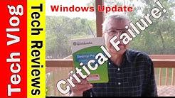Critical QuickBooks Pro Failure after Windows 10 Update