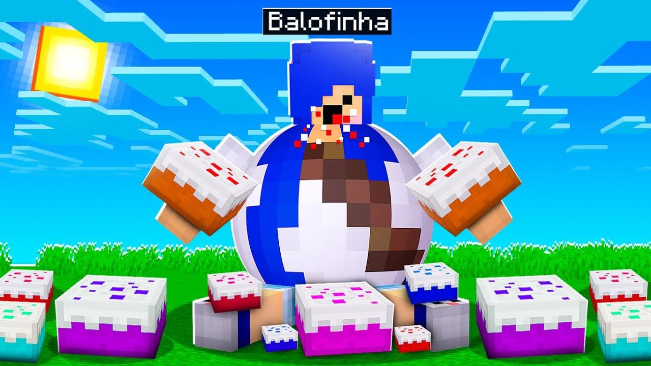 Download quanto mais você come mais você fica gordo... Minecraft