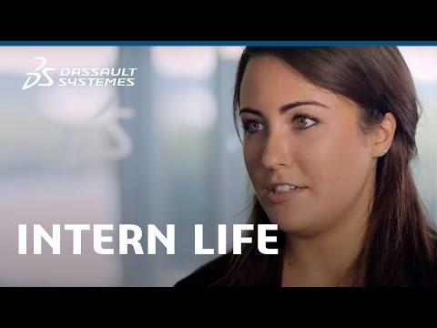 Intern Life - Dassault Systèmes