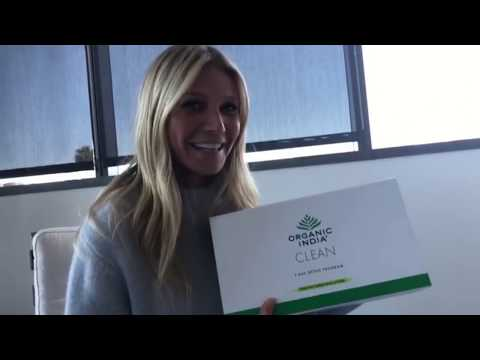 Gwyneth Paltrow's Ultimate Reset Routine | ORGANIC INDIA ...