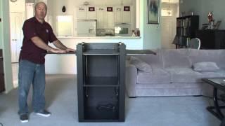 Transformer Audio Cabinet