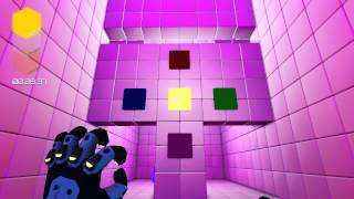 Qube Against The Clock Neon Nightmare Sector 5