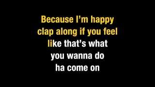 Karaoke Hd Happy Originally By Pharrell Williams Instrumental Karaoke