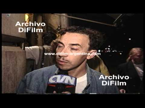 DiFilm - Inedito! Reportaje a Anibal Pachano - Botton Tap (1994)