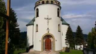 Klimkówka Kościół, d. cerkiew greckokatolicka Zaśnięcia Bogarodzicy
