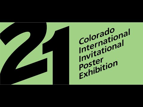 About CIIPE - Colorado International Invitational Poster Exhibition