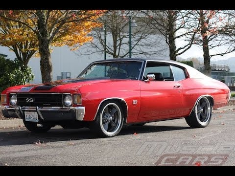 Mainly Muscle Cars Test Drives The Chevelle Supercharged