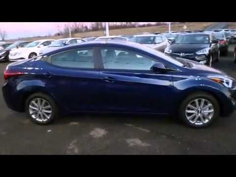 2014 Hyundai Elantra SE in Morgantown, WV 26501