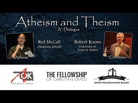 Atheism And Theism: A Dialogue