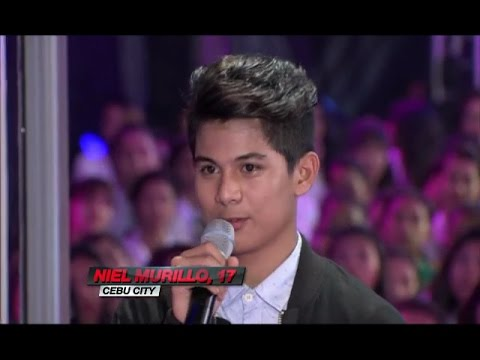 NIEL MURILLO | Journey to Pinoy Boyband Superstar (All Performances)