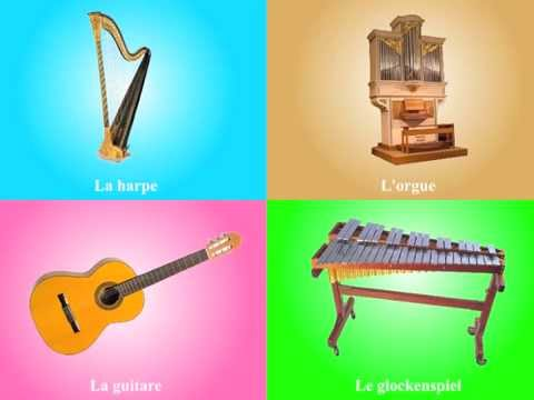 loto sonore des instruments de musique youtube. Black Bedroom Furniture Sets. Home Design Ideas