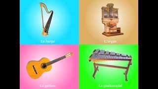 Loto sonore des instruments de musique