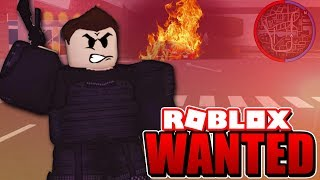 Claiming HUGE Bounties As A Mercenary in Wanted! *Roblox GTA5*