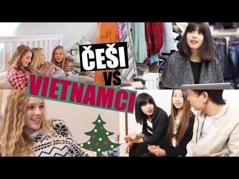 Vánoční Češi vs. Vietnamci ft. EmperKingVision