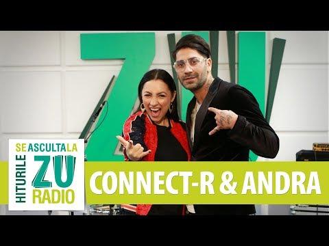 Connect-R feat. Andra - Semne (Live la Radio ZU)