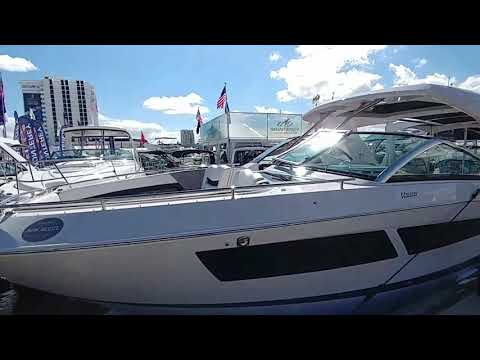 Fort Lauderdale boat show Walk-around