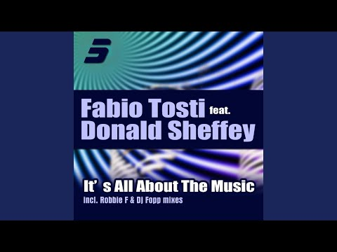 It's All About the Music (Under Club Mix) (Feat. Donald Sheffey)