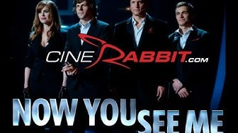Now You See Me - Trailer HD Englisch - CineRabbit.com
