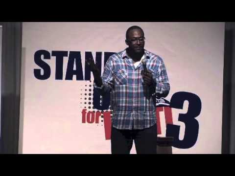 "Mike Yard ""Women & Men"" @ Stand Up For Haiti"
