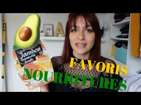 Favoris Nourriture Healthy & Gourmand 🍔🍟