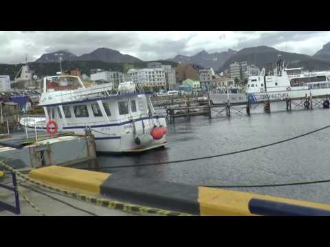 Ushuaia   Argentina   Seabourn   Ushuaia City Sights #1   11 Dec 2016