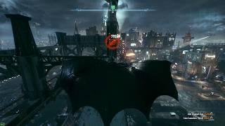 Batman Arkham Knight Blind Live Play Episode 4