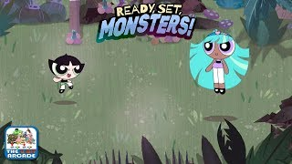 The Powerpuff Girls: Ready, Set, Monsters! - Blisstina on Monster Island (Cartoon Network Games)