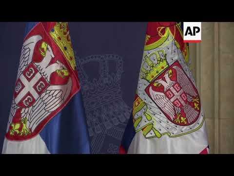 Serbian president backs Spanish govt in Catalan crisis