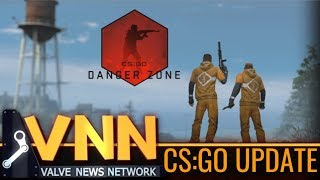 CS:GO Battle Royale & Free to Play Update Explained
