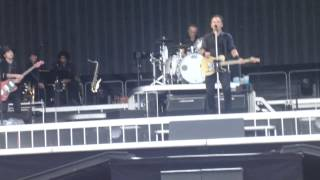 Bruce Springsteen - Racing in the Street live at Goffertpark, Nijmegen, Holland 22-06-2013