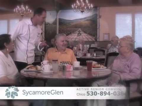 Luxury Senior Resort Retirement Living Chico, CA For Senior Citizens Adult Retirement Community