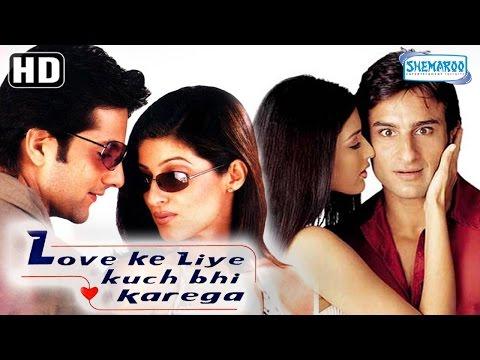 Love Ke Liye Kuch Bhi Karega {HD} - Saif...
