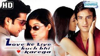 Love Ke Liye Kuch Bhi Karega {HD} - Saif Ali Khan - Sonali Bendre - Fardeen Khan - Twinkle Khanna