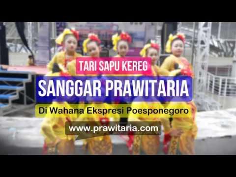 Tari Sapu Kereg - Sanggar Prawitaria - Car Free Day WEP Gresik