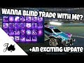 Blind Trading Partner Requirements, New Equipment Update!