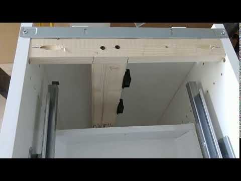 Using IKEA Cabinets In a Sprinter/Promaster/Transit Camper
