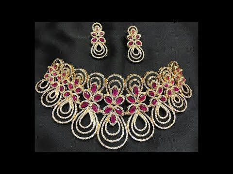 Indian Ethnic Jewelry Designs Part 09