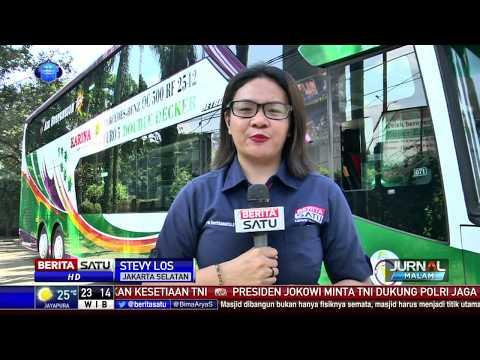 12 Unit Bus Karina Disiapkan Dengan Fasilitas Mewah