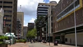 Harare - The capital of Zimbabwe Cityscapes