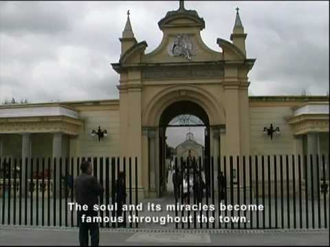 Cementerio Central, documental, 34m, (English Subtitles) Zentralfriedhof (Bogota, Colombia) 2008