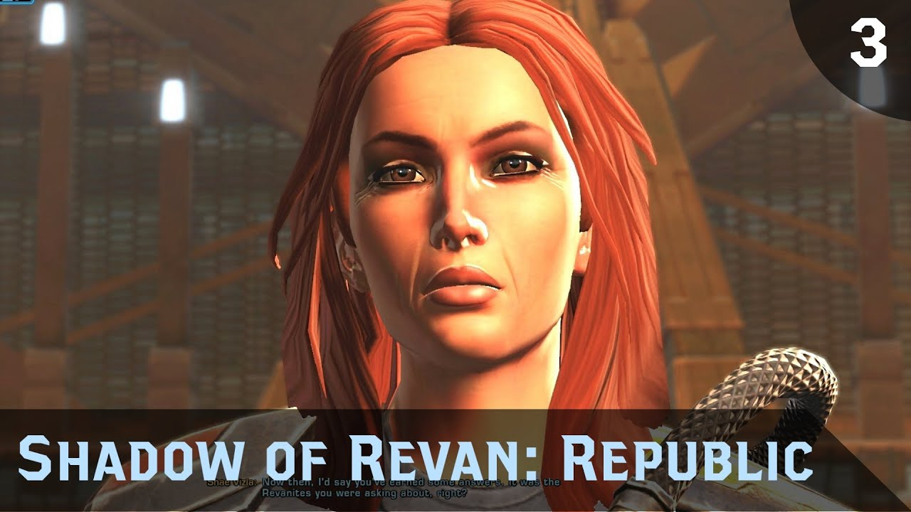 how to start shadow of revan