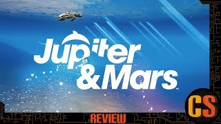 JUPITER AND MARS - PS4 REVIEW (Video Game Video Review)