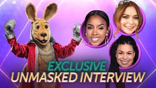 Kangaroo's First Interview Without The Mask | Season 3 Ep. 11 | THE MASKED SINGER
